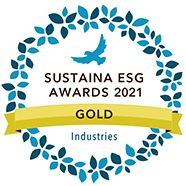 SUSTAINA ESG AWARDS 2019